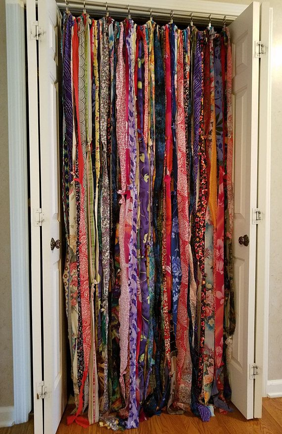 Bohemian Curtains Gypsy Curtains Boho Curtains Hippie Curtains