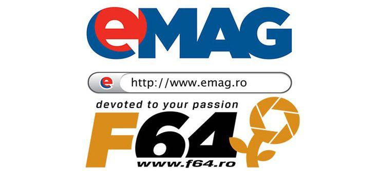 Fuziunea anului: F64 vinde produse foto-video prin Emag