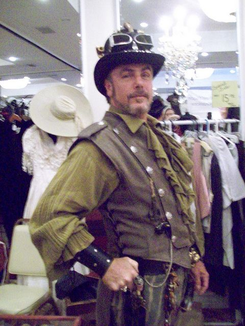 17 Best Images About Steampunk Menswear On Pinterest
