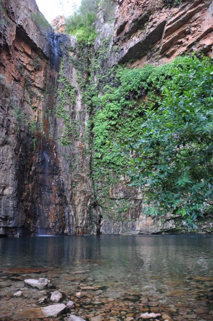 The picture perfect Emma Gorge at El Questro on the Gibb River Road