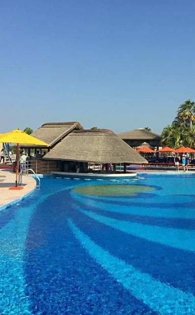 Surrounded by dazzling blue waters and white sandy beaches, Al Maya Island and Resort is a heavenly paradise escape from the hustle and bustle of the busy city life.