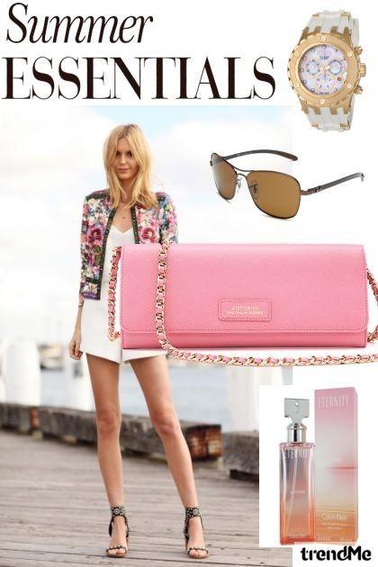 Summer Essentials ♥ Summer Outfit Set from ANTORINI  - trendme.net