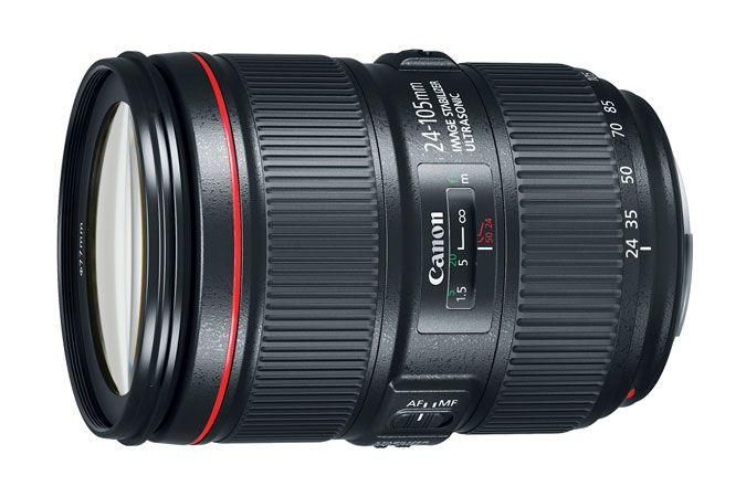 Travel, video or all around lens: EF 24–105mm f/4L IS II USM   Canon Online Store