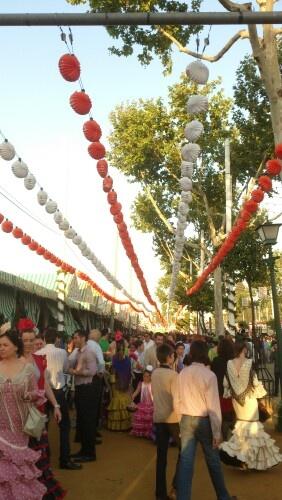 Feria Sevilla 2013