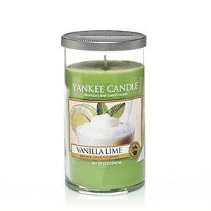 Vanilla Lime    Len och uppfriskande...den krämiga fylligheten av vanilj med sött rörsocker och limeskal som krydda.