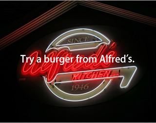 Try a burger from Alfred's Kitchen in Perth Western Australia.  Apparently they make the absolute best burgers in the world.
