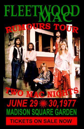 Fleetwood Mac New York City