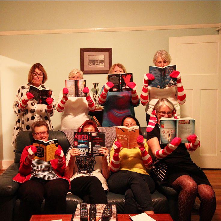 Family Room Volunteers Book Club