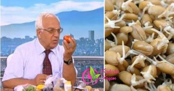 Hristo Mermerski, tanınmış bir Bulgar Bilim adamı ve çığır açan ev yapımı kanser tedavisi nedeniyle dikkat çekmeye başladı. Bu basit çare ile kanseri iyileştirme iddiasını destekleyen binlerce insan var. Dr. Mermerski, kanser tedavisi yapan reçetesinin tüm vücudumuzu tedavi eden bir gıda olduğunu açıklıyor.Bu genel şifa etkisi sayesinde kanserinde de iyileşeceğini iddia ediyor. Sağlığa faydaları şunlardır: …