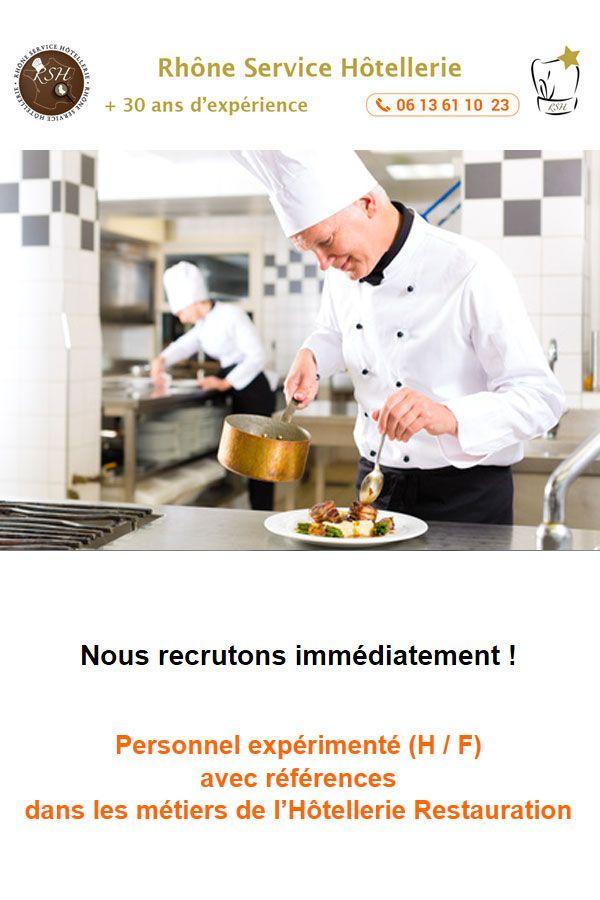 Offres D Emplois Cuisinier E Emploi Cuisinier Emploi