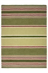 Bright Multi Stripe Rug