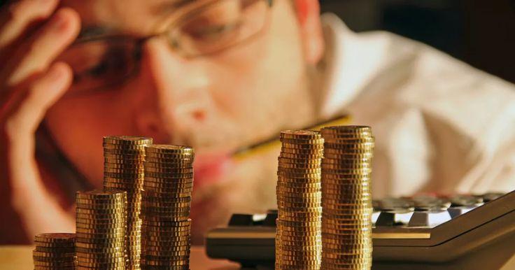 Siete maneras de liberar su estrés por andar pensando en dinero