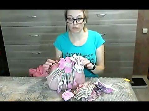 Мокрое валяние  ✿ Цветы из шерсти  ✿  Войлочная брошь  ✿  МК Ирины Пановой - YouTube