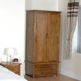 Found it at Wayfair.co.uk - Ascot Wardrobe with 2 Door and 1 Drawer-clint