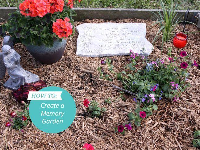 17 Best Images About Memorial Garden Ideas On Pinterest 400 x 300