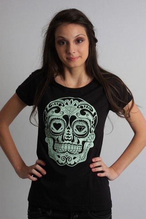 Camiseta Calavera - Chico Rei