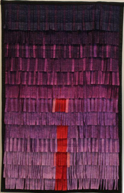 Abdoulaye Konaté, 'Composition n°4,' 2012, Primo Marella Gallery