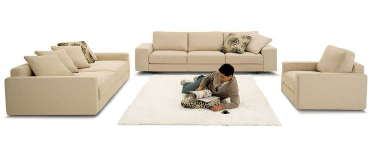 King Furniture - Concerto fabric or leather sofa