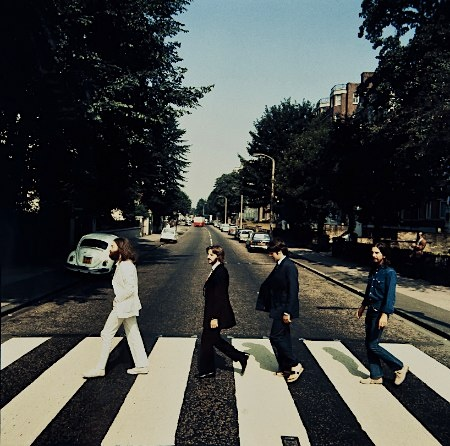 Reverse Abbey Road