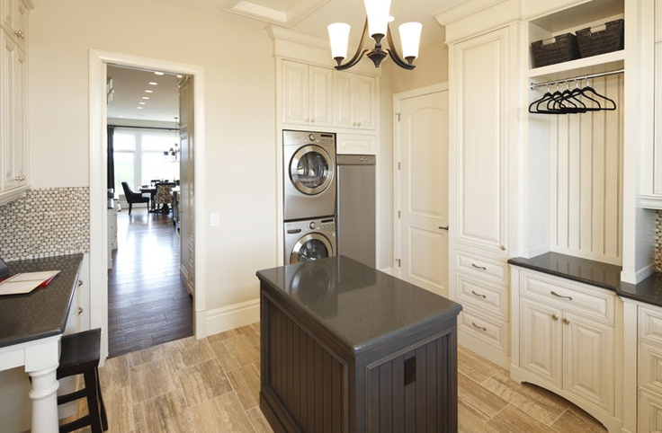 17 best images about laundry room on pinterest hooks - Hanging rack for laundry room ...