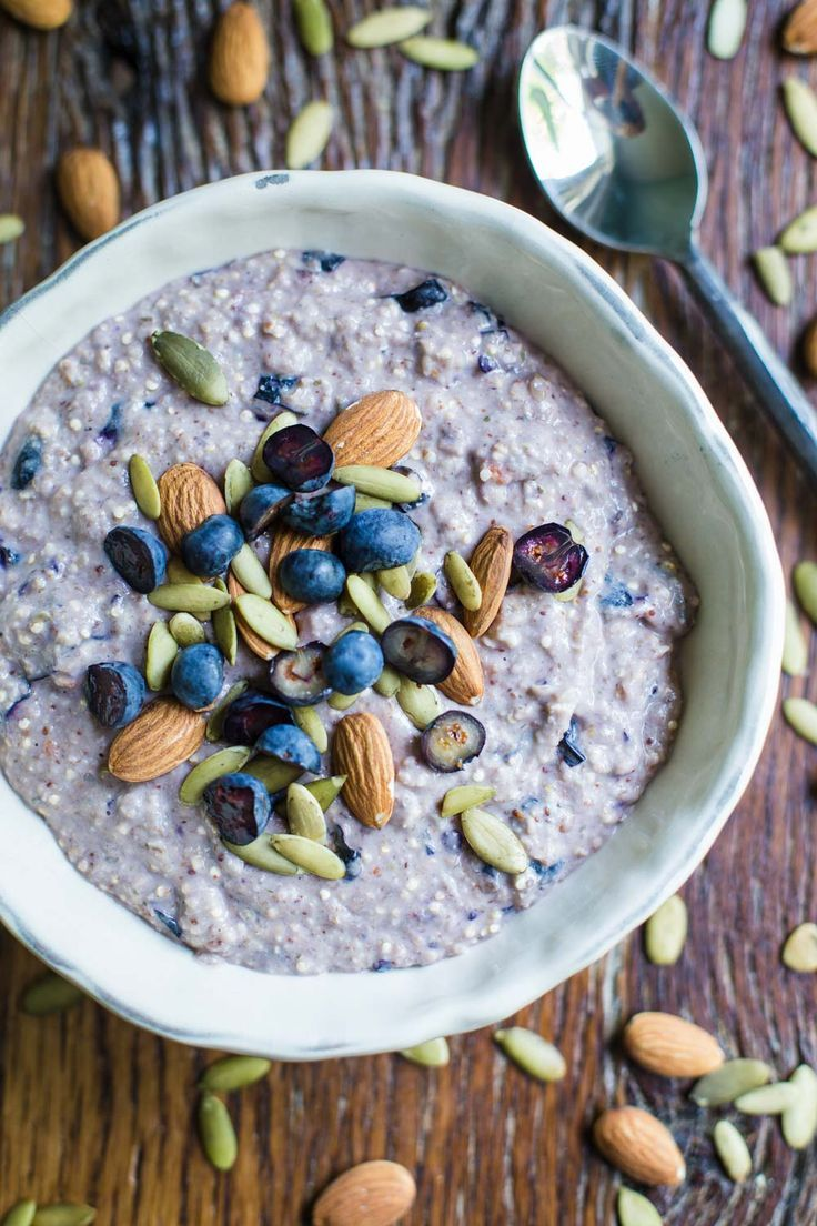 This Protein Porridge is an adaptation of a Jamie Oliver recipe. It's quick and easy and something that everyone in the whole family will love!