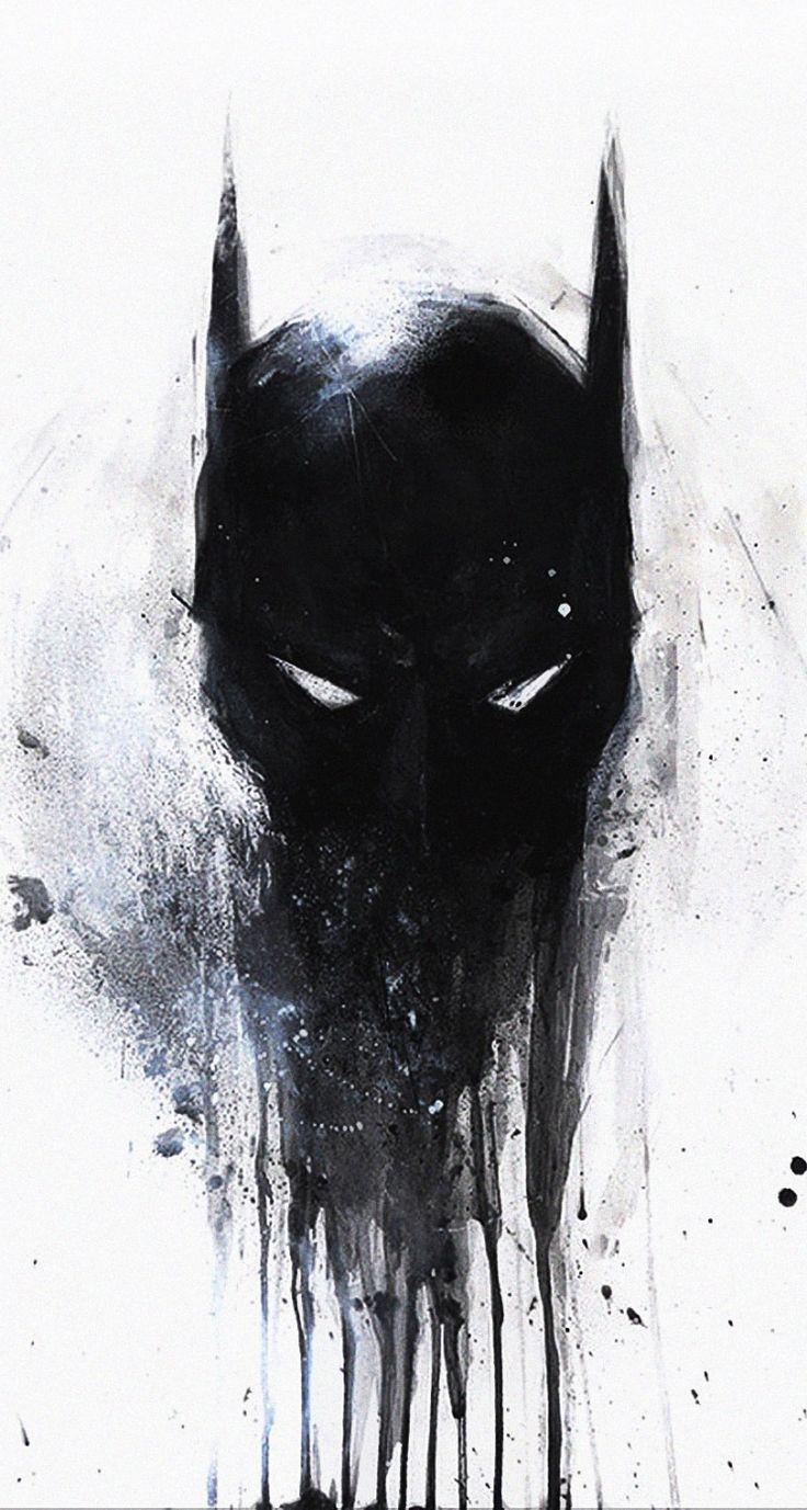 iPhone 5, 5S, 5C #Parallax wallpaper - Dark Knight #Batman | iPhone 8 & iPhone X Wallpapers ...