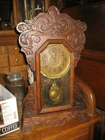 Antique Mantel Clocks for Sale | 19 Results for Antique American Clock - For Sale Classifieds
