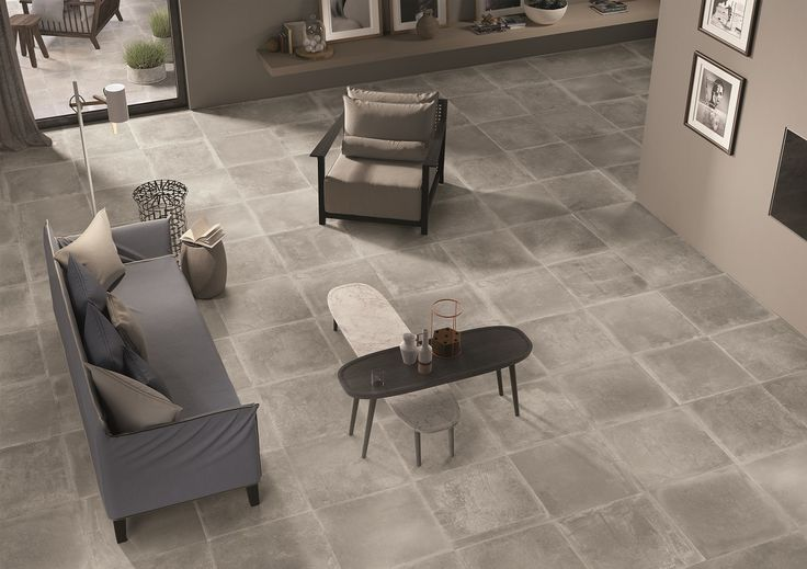 Dust Collection by Provenza #tiles #livingroom #living #surfaces #floor #tiles #stone #emilgroup #provenza