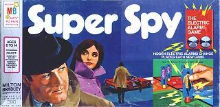 Super Spy Game
