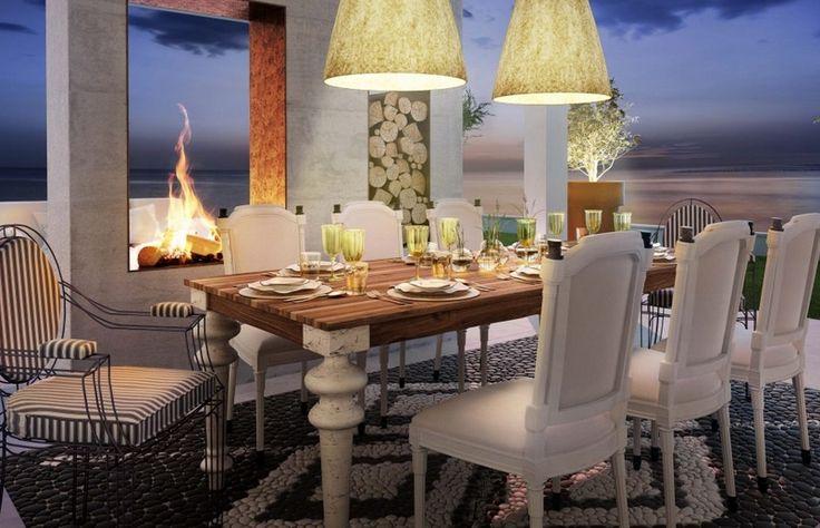 Top Interior Designers | Steve Leung Studio | Best Interior Designers - Table