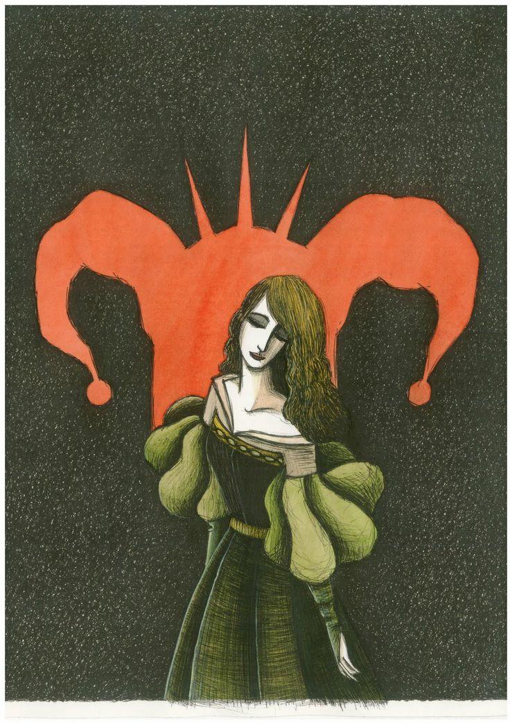 Rigoletto (Gilda), 2011. Marco Lorenzetti.