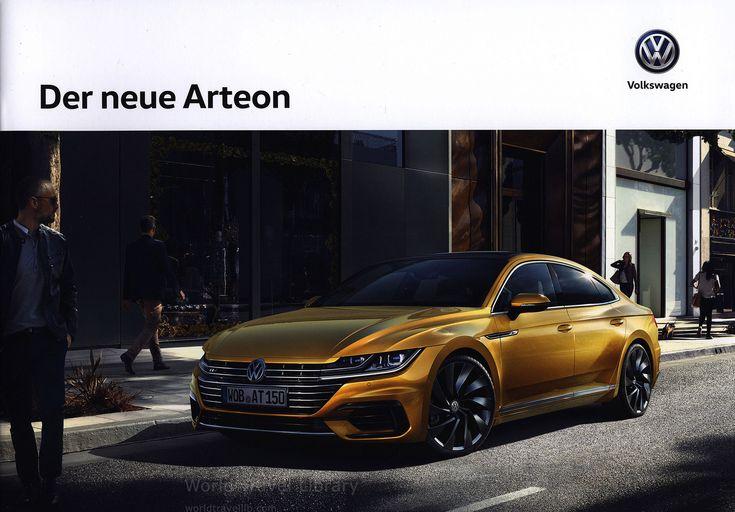 https://flic.kr/p/ZPbx88   Volkswagen Arteon; 2017_1