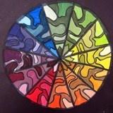 Artsonia Art Exhibit Color Wheel Theory