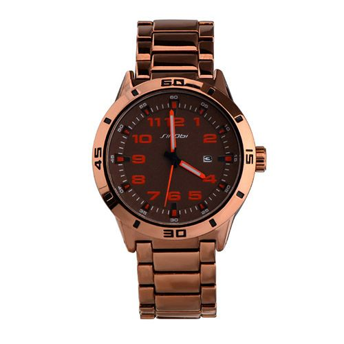2016 mens designer watches funky sport army steampunk military fashion casual young charm rose gold stylish relogio masculino