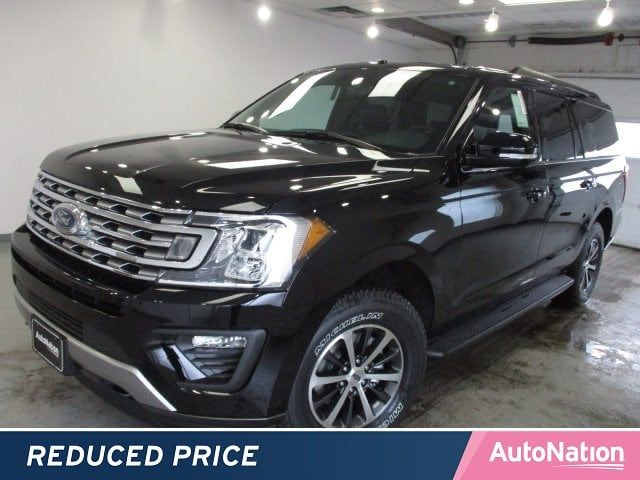 New 2018 Ford Expedition Max For Sale Sport Utility Shadow Black
