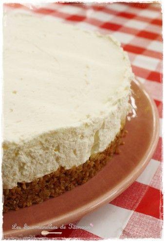 Cheesecake sans cuisson et sans gélatine de Jamie Oliver