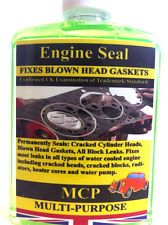 ENGINE BLOCK SEALER, CRACKED ENGINE BLOCKS&WRAPPED BLOWN HEAD GASKETS,.500ML,MCP
