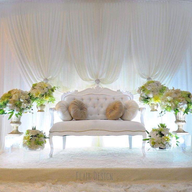 Wedding Nikah Simple Backdrop Decoration Muslim: 17 Best Images About Nikah Dress On Pinterest