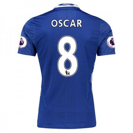 Chelsea 16-17 #Oscar Emboaba 8 Hemmatröja Kortärmad,259,28KR,shirtshopservice@gmail.com