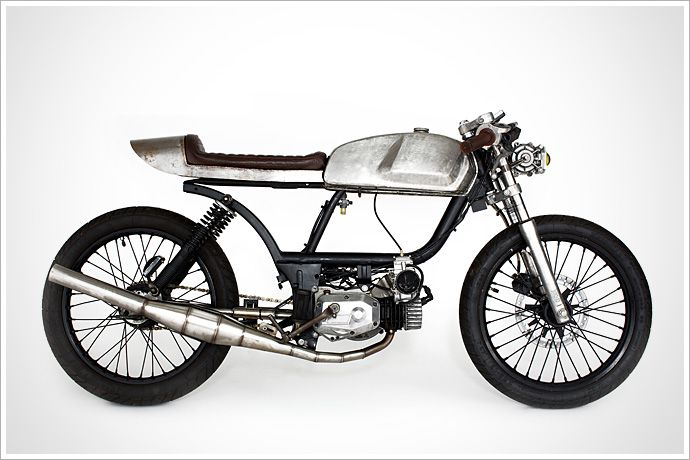 '79 General 5 Star Moped - Rogue Builds - Pipeburn -