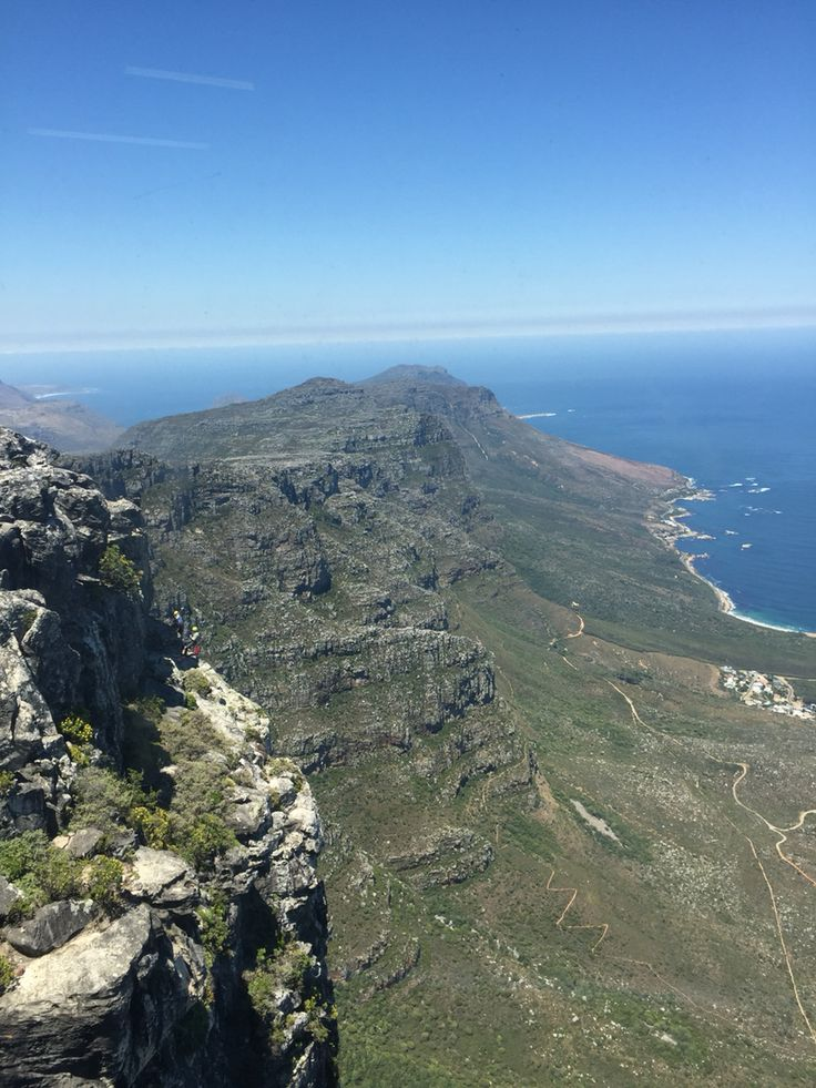 This landscape tho, table mountain, cape town, S.A!!!