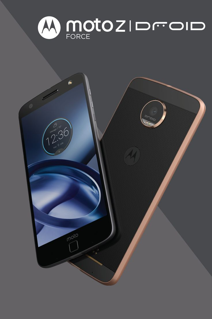 The next generation of the smartphone is here and it's got a whole lot to offer. The Moto Z DROID Edition features a stunning, razor thin look and is equipped with industry-leading technology, like all-day battery life and blazing fast TurboPower charging. It's a smartphone experience like no other, designed with your specific needs in mind.