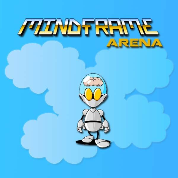 On cloud 9 #mindframearena #gamedev #videogame #gaming #illustration #animation