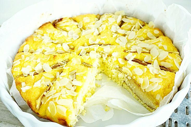 ricotta taart met kokos