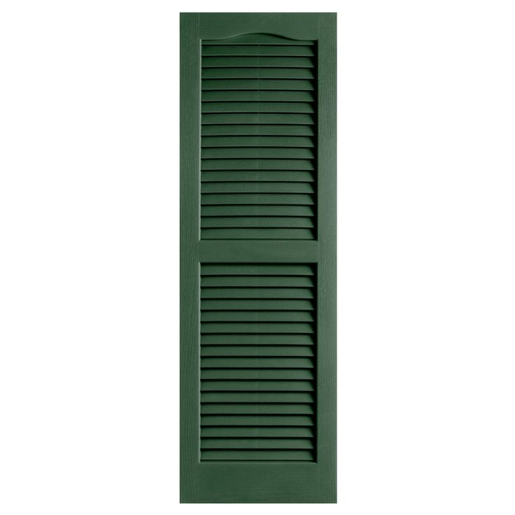 Top 25 best louvered shutters ideas on pinterest - Exterior louvered window shutters ...