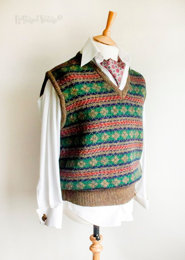 36 best Vintage Menswear images on Pinterest | Menswear, 1960s and ...