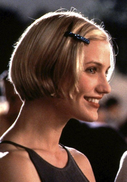 cameron diaz short hair | Cameron Diaz | Most inspiring celebrity hairstyles ever - Yahoo ...