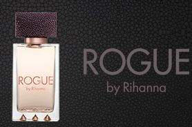 FREE Rogue by Rihanna Fragrance Sample is today's freebie of the day! #freebie #freesample #Rihanna