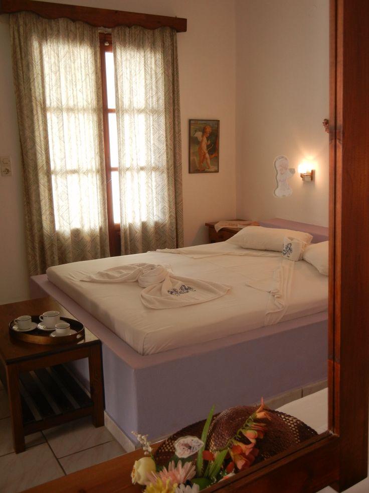 Archontiko Mary #paros #greece #summer #room #vacations