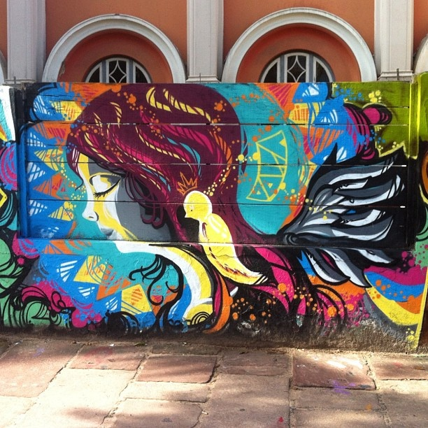Work by @driin • Porto Alegre , Brasil - @instagrafite- #webstagram